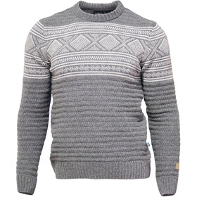 Ivanhoe of Sweden Mattis Rundhals Sweater Herren grey
